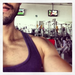 Photo taken at Country Sport Gym by Omar L. on 4/11/2013