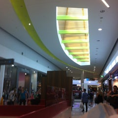 Photo taken at Robina Town Centre by Bonnie H. on 4/20/2013