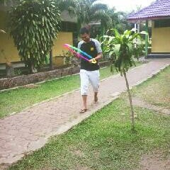 Photo taken at SMAN 5 Bengkulu by Reisha N. on 3/12/2013