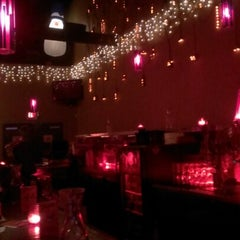 Photo taken at Lucky Lounge by kristine s. on 11/29/2012