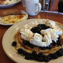 Photo taken at Millbrae Pancake House by Kenny B. on 7/11/2013