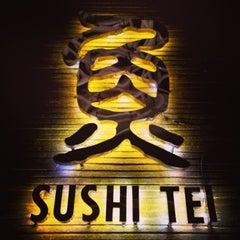 Photo taken at Sushi Tei by @dOLLyTaufik (FULL!!)™ on 1/7/2013