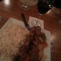 Photo taken at Jocelyn's Mediterranean Restaurant by Jerry P. on 12/19/2014