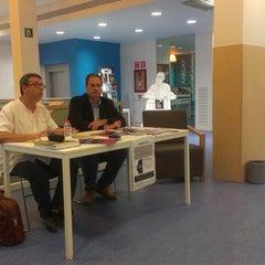 Photo taken at Biblioteca Municipal Emília Xargay by Roger C. on 9/27/2013