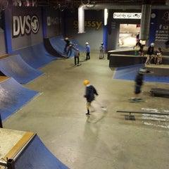 Photo taken at Skatelab Skatepark by Shaun E. on 12/21/2013