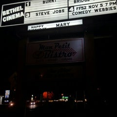 Photo taken at Bethel Cinema by Christopher R. on 11/4/2015