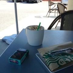 Photo taken at Starbucks by Roosevelt D. on 10/10/2012
