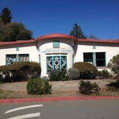 Photo taken at San Geronimo Community Center by Rachelle C. on 3/24/2013