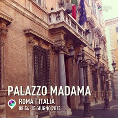 Photo taken at Palazzo Madama by Federì on 6/15/2013