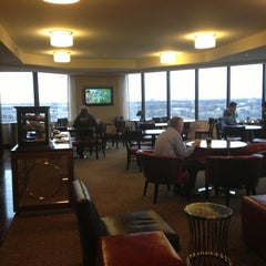 Photo taken at Executive Lounge by Ron A. on 2/15/2013