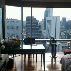 Photo taken at Pullman Bangkok Hotel G by Raul R. on 9/4/2013