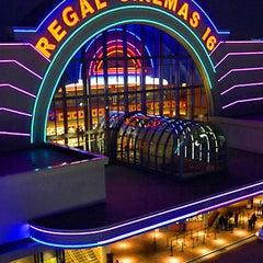 Photo taken at Regal Cinemas Atlantic Station 18 IMAX & RPX by Carl W. on 4/1/2013