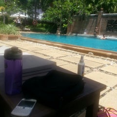 Photo taken at Patong Beach Hotel by AL.ahmad33 K. on 10/2/2012