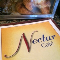 Photo taken at Nectar Cafe by Caleb on 3/14/2014