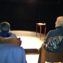 Photo taken at The Irish Repertory Theatre by Anne B. on 10/24/2012