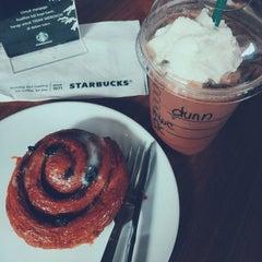 Photo taken at Starbucks by TantyDunn on 6/22/2015