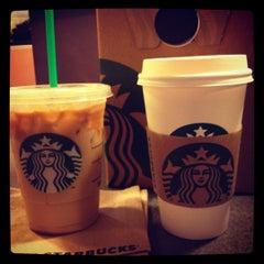 Photo taken at Starbucks by Christine R. on 10/1/2012