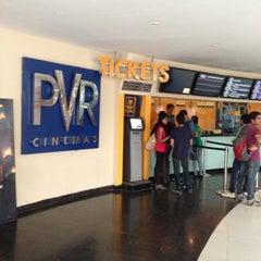 Photo taken at PVR Cinemas by Raj H. on 4/18/2013