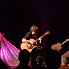 Photo taken at Bearsville Theater by Doug K. on 9/15/2013