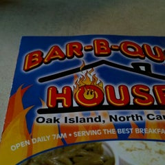 Photo taken at Bar-B-Que House by Christopher G. on 9/19/2012