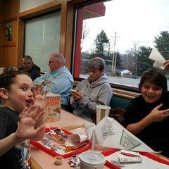 Photo taken at Arby's by Justin M. on 3/6/2014