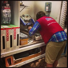 Photo taken at Lowe's Home Improvement by Bryan N. on 7/12/2013