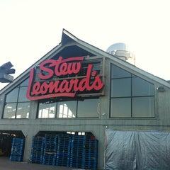 Photo taken at Stew Leonard's by David N. on 1/4/2013
