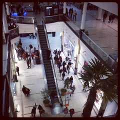 Photo taken at Mall Plaza Oeste by José Luis C. on 6/23/2013