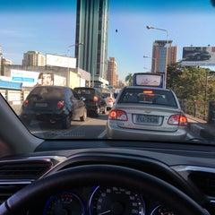 Photo taken at Avenida Dom Pedro II by Vander D. on 4/14/2016