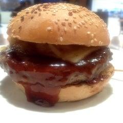 Photo taken at Gourmet Burger Kitchen by Najib G. on 9/30/2014