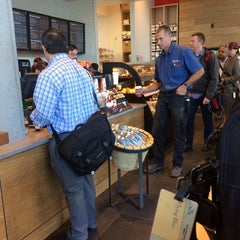 Photo taken at Starbucks by Thierry L. on 11/4/2013