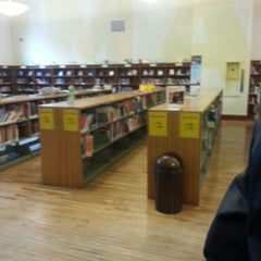 Photo taken at New York Public Library - St. Agnes Library by Jenn S. on 11/13/2012