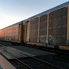 Photo taken at Detroit Amtrak Station (DET) by Sahas K. on 6/6/2014