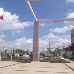 Photo taken at Güzel Sanatlar Fakültesi by Betül on 5/16/2013