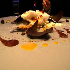 Photo taken at Alinea by Grant S. on 5/23/2013