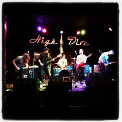 Photo taken at High Dive by Grant M. on 12/9/2012