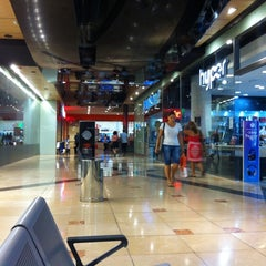 Photo taken at Seven Stars Mall (קניון שבעת הכוכבים) by Raviv T. on 10/19/2012
