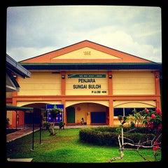 Photo taken at Penjara Sungai Buloh by Muhi C. on 11/30/2014