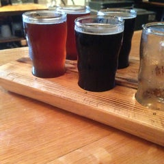 Photo taken at North Country Brewing Co by Mark D. on 7/7/2013
