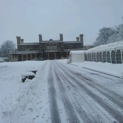 Photo taken at Lincoln Castle by Sue H. on 1/21/2013