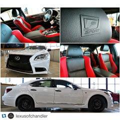 Photo taken at Lexus of Chandler by Penske Automotive A. on 5/20/2015