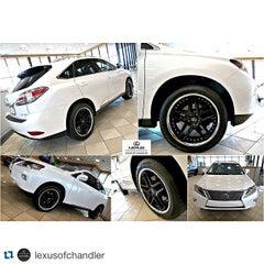 Photo taken at Lexus of Chandler by Penske Automotive A. on 6/10/2015