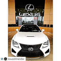 Photo taken at Lexus of Chandler by Penske Automotive A. on 6/12/2015