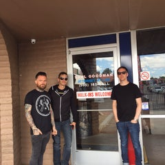 Photo taken at Saul Goodman's Office by Will W. on 5/14/2015