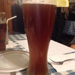 Photo taken at Scharfs German Restaurant und Bar by Mike S. on 11/16/2014