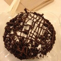 Photo taken at Crumbs Bake Shop by David I. on 10/20/2012