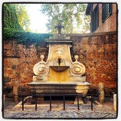 Photo taken at Via Giulia by geheimtip ʞ. on 9/17/2014