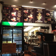 Photo taken at Wingstop by Cesar D. on 10/25/2012