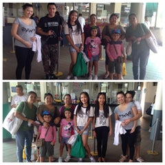 Photo taken at Victory Liner (Pasay Terminal) by Angelique S. on 8/16/2015