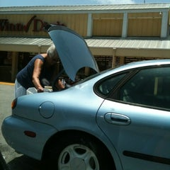 Photo taken at Winn-Dixie by Alex G. on 7/29/2012